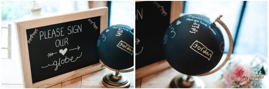 Want a quirky guest book, maybe these ideas can help!