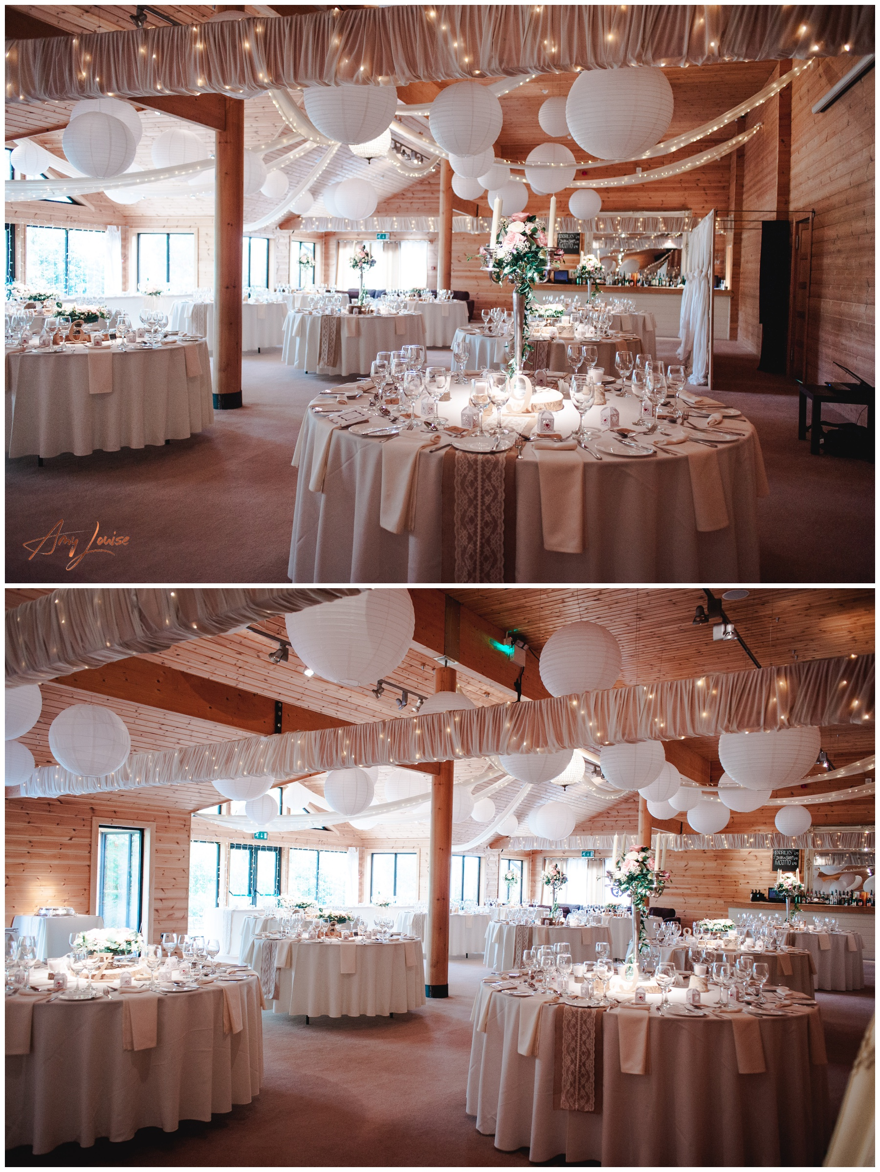 Styal Lodge Wedding Venue In Cheshire Amy Louise There Is Also A Room Set To The