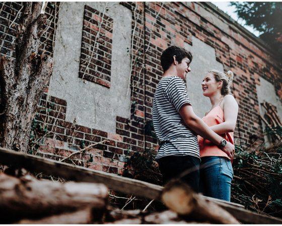 Emma & James – Manchester Photography