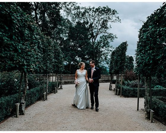 Mr & Mrs Brage – The Wood Norton, Evesham