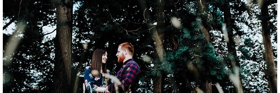 Jody & Toby – Cheshire Pre-wedding Session