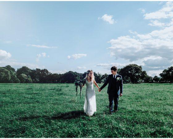 Mr & Mrs Feakes – Mobberley Tipi Wedding