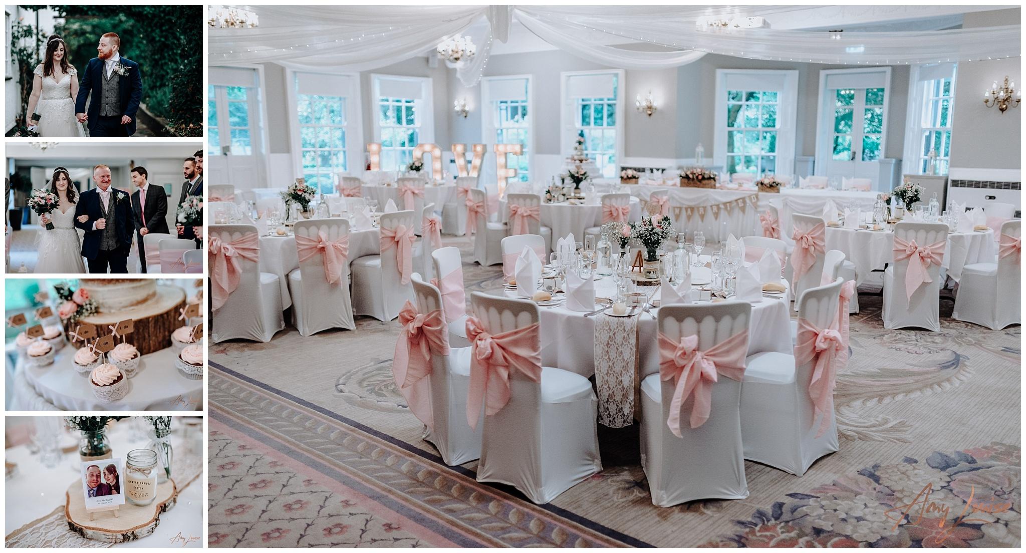 Statham Lodge Wedding Venue