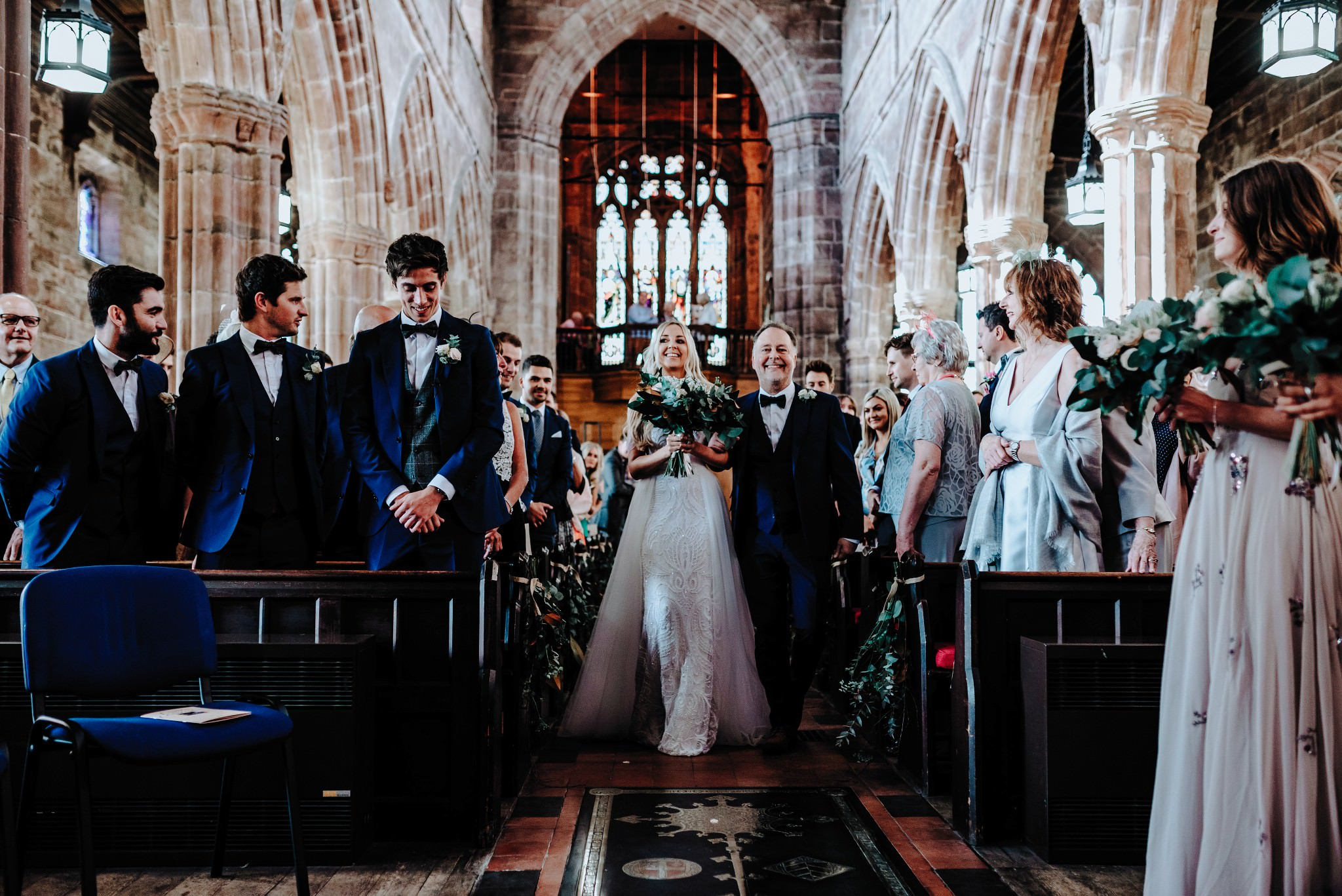 Cheshire Barn Wedding