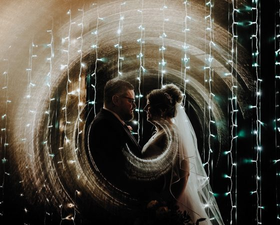 Megan & Jason – A quirky and rustic barn wedding!